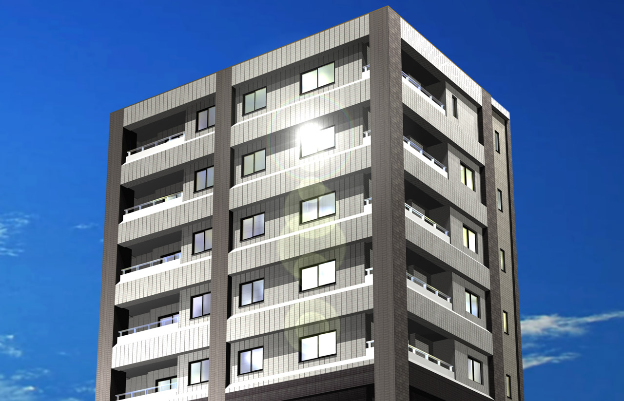 CGパース・建築パース
