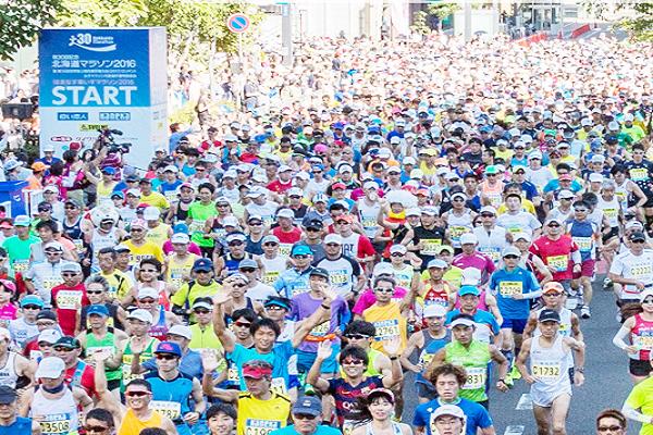 北海道マラソン企業サポーター