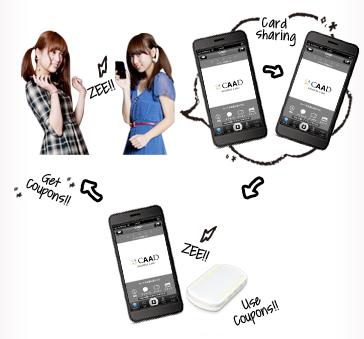 スマートフォンの機能をフル活用