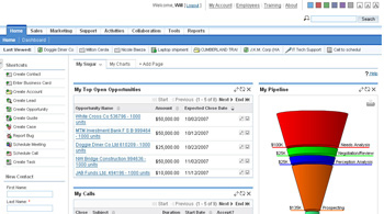 CRM/顧客管理 SFA/営業支援システム